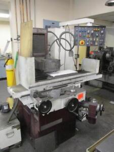 8 X 18 Chevalier Fsg 3a818 Surface Grinder 3 Axis Hydraulic