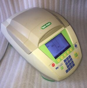 Tested Bio rad Mycycler 96 well Pcr Thermal Cycler 580br