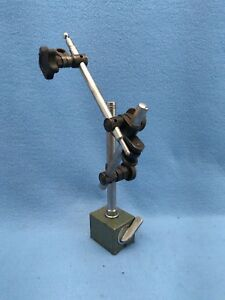 Mitutoyo Magnetic Stand Adjustable Rod Type 7011 Au