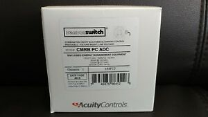 New Acuity Sensor Switch Cmrb Pc Adc Combo On off Auto Dim Control Photocell Pir