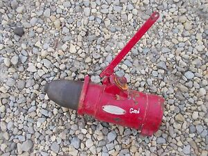 Farmall Cub Or Low Boy Tractor Ih Engine Motor 6v Good Working Starter Assembly