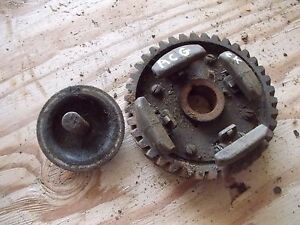 Allis Chalmers G Tractor Ac Camshaft Drive Gear W Governor Assembly Weights Ck