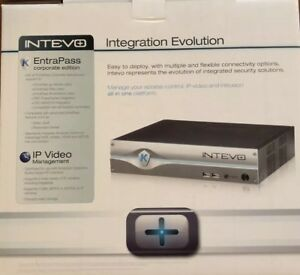 Kantech exacq Vision Intevo adv 3tb Up To 32ip Video Access Control
