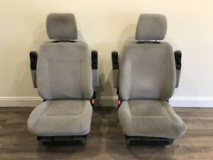 97 03 Vw Eurovan Front Seats Heated