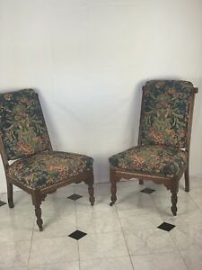 Pair Of Antique Chairs Excellent Condition