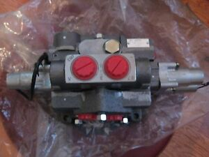 Bosch Rexroth brh Hydraulic Valve 1 Section Assembly 615191 001