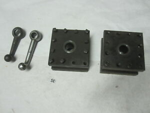 Four Position 4 way Lathe Tool Post Holders 4 1 2 X 4 5 X 2 3 4 Tall
