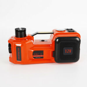 12v Lift With Impact Wrench 3 In1 5 Ton Automotive Electric Hadraulic Car Jack