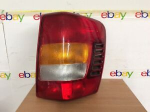 99 00 01 02 03 04 Jeep Grand Cherokee Right Tail Light Clean Oem 3