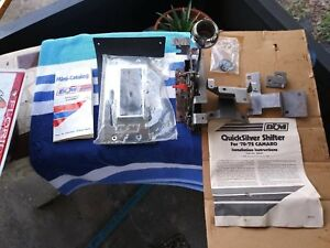 B m Chevy Camaro 70 71 72 Quicksilver Automatic Console Ratchet Shifter 80687