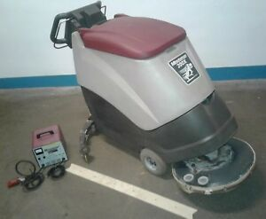 Minuteman 200x Self propelled Floor Scrubber With Charger