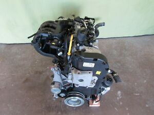 12 13 14 15 Fiat 500 Motor Engine Gasoline 1 4l Vin R 8th Digit Engine Eab 33k