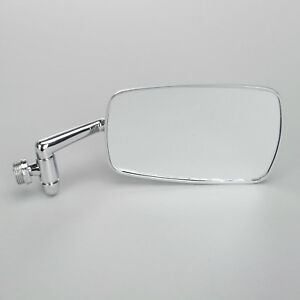 1968 1979 Volkswagen Beetle Super Convertible Rh Chrome Side View Mirror 384541