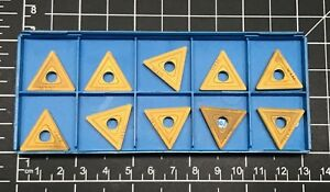 Valenite Tnmg 432 Grade V1n Carbide Milling Inserts Box Of 10 New