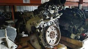 2007 2009 Nissan Altima 2 5l Vin A 4th Digit Engine Motor Assembly Qr25de 112k