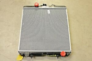 219997 Radiator For Ford nh 185 190 And Case 410 465 Skid Steer Loaders