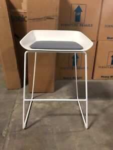 Steelcase Turnstone Scoop Stool Chair Authentic Office Designs Outlet