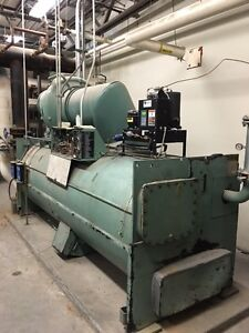 Carrier 300 Ton Water Chiller