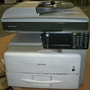 Ricoh Aficio Mp 301 301spf Printer 70k Page Count See Notes