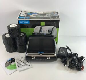 Dymo Labelwriter 450 Twin Turbo Label Thermal Printer With Power Supply And Usb