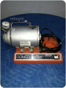 Gomco 402 Aspirator Suction Pump 148872