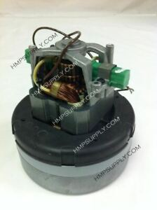 Tn 130418 120v 2 stage Vacuum Motor For Tennant