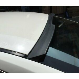 Stock H Type Rear Roof Spoiler Wing For Honda Civic Ex Lx Si 2012 2015 Coupe