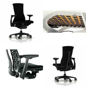 Embody Chair Keep You Focused Relaxed For Computer Users Working Recline Office