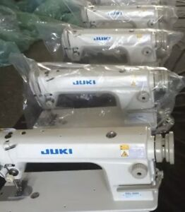 Juki Ddl8700h Industrial Sewing Machine Heavy Materials Stand Servo Motor Rf