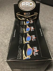 Tribal Protective Eyewear Champagne Color 12 Pairs Store Display Shooting Store