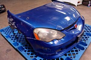 Jdm Honda Integra Type R Acura Rsx Dc5 Front End Conversion Nose Cut K20a Acura