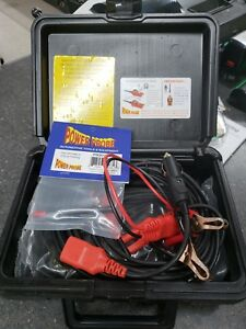 Power Probe Iii 3 With Case Accessories Pp319ftc Black Circuit Tester