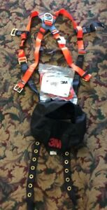 3m Feather Harness 1050 Grandeur Universal Size W 3m Double 6ft Lanyard