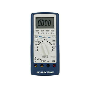 Bk Precision 393 4 5 6 60 000 Count Digital Multimeter W usb