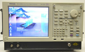 new Tektronix Rsa5106a 1 Hz To 6 2 Ghz Real time Spectrum Analyzer W many Opts
