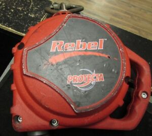 Rebel Protecta 33ft Self Retracting Lifeline Model 3590501 pick Up Only