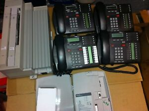 Nortel Networks Norstar Compact Ics 6 1 Office System Caller Id And Call Pilot