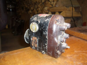Amerucan Bosch Magneto Mjb4a Antique Tractor Mag Hit Miss