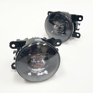 For 2007 2012 Nissan Sentra Se R Se R Spec V Led Fog Light Kit With Wires 6000k