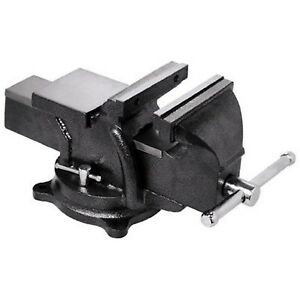 Bessey Bv hd60 Heavy Duty Bench Vise 6 Hammer Tone Gray