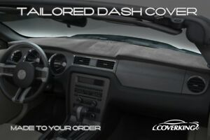 Coverking Velour Custom Tailored Dash Cover For Toyota Tacoma