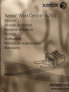 Xerox Workcentre 4265 Finisher New