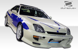 1997 2001 Honda Prelude Vader Front Bumper Cover 1 Piece Body Kit