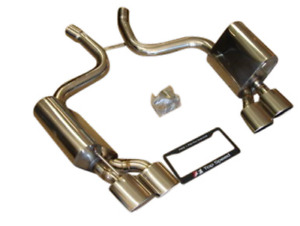 Top Speed Pro 1 Exhaust Fits 2003 08 Mercedes Benz Sl55 Amg 2009 12 Sl63 Amg