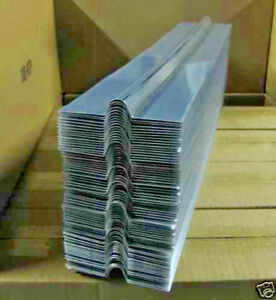 1000 2 Aluminum Radiant Floor Heat Transfer Plates For 1 2 Pex Tubing