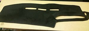 1995 1996 Chevrolet Silverado Dash Cover Black Polycarpet