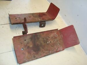 1955 Farmall 300 Utility Tractor Running Boards 350