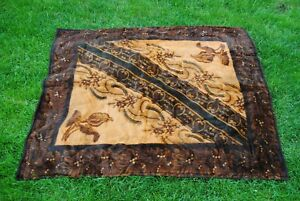 Antique Carriage Buggy Sleigh Blanket Horsehair Mohair Wool Nice Bold Colors
