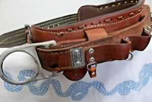 Linemans Belt Used Just A Few Times Bashlin Industries 023