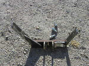 International 340 Utility Tractor Three Point Top Link Holder Mounting Bracket